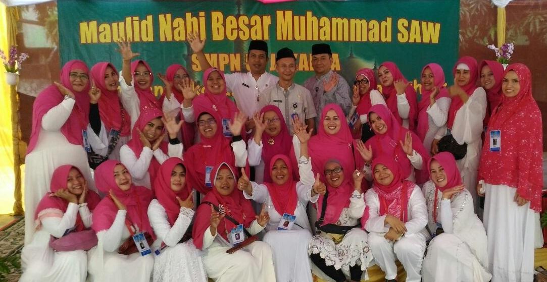 Panitia Maulid Nabi Muhammad SAW 14 Desember 2016