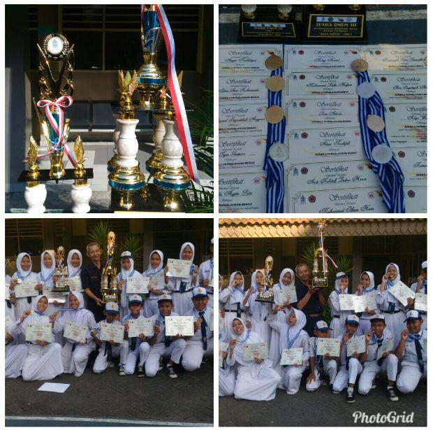 Kejuaraan Pencak Silat Pelajar Se Jabodetabek ISTN Cup 2018