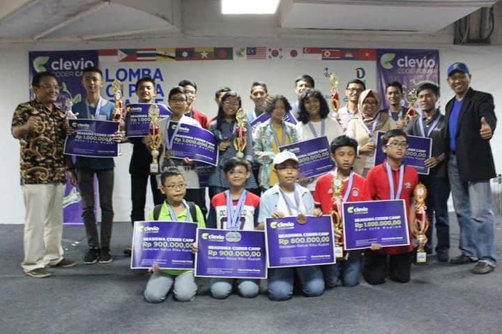 JUARA I LOMBA CIPTA GAME ASIAN CULTURE